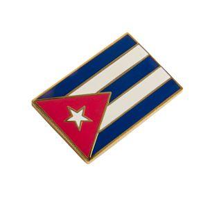Cuba Pin Badge