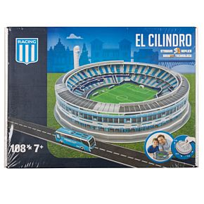 Racing Club El Cilindro 3D Stadium Puzzle (New Version)