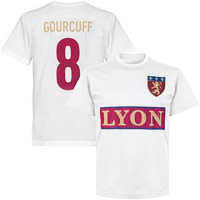 Lyon Gourcuff 8 Team T-shirt - White