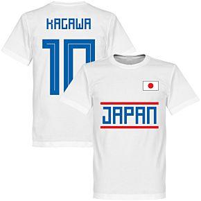 Japan Kagawa 10 Team Tee - White