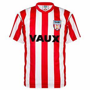 1990 Sunderland Home Retro Shirt