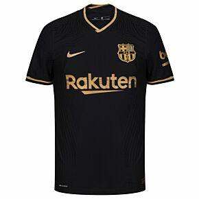 20-21 Barcelona Away Shirt