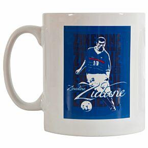 Zidane Legend Mug