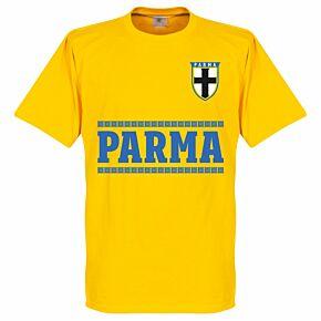 Parma Team Tee - Yellow