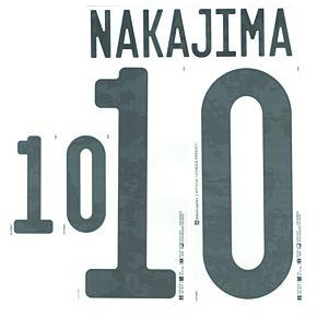 Nakajima 10 (Official Printing) - 20-21 Japan Away