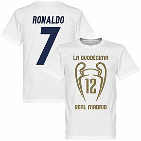 La Duodecima Ronaldo Tee