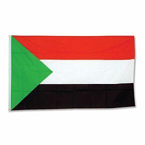 Sudan Large Flag 3ft x 5ft
