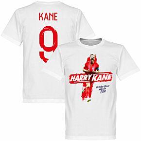 Harry Kane Golden Boot Tee - White