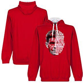 Gerrard Tribute Hoodie - Red