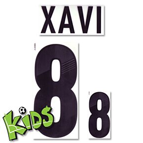 Xavi 8 - 12-13 Spain Away Boys