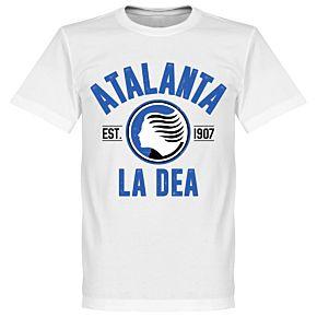 Atalanta Established T-Shirt - White