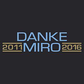 Danke Miro Transfer - Lazio Away