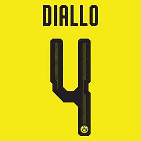 Diallo 4 (Official Printing)