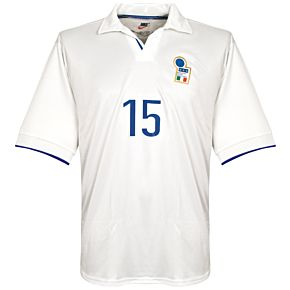 Nike Italy 1998-1999 Away Shirt L/S NEW Match Issue (w/tags) - Di Livio No.15 - Size L