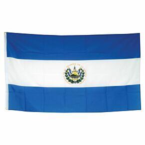 El Salvador Large Flag