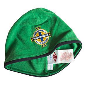 Northern Ireland Crest Beanie - Green