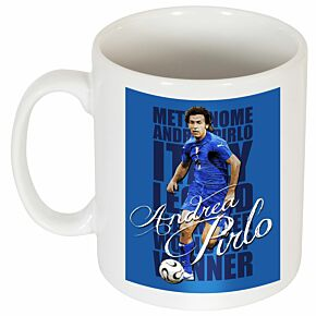 Andres Pirlo Legend Mug