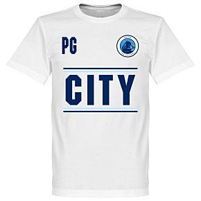 Man City Team PG Tee - White