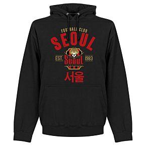 FC Seoul Established Hoodie - Black