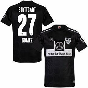 19-20 VFB Stuttgart 3rd Shirt + Gomez 27 (Official Printing)