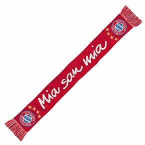 FC Bayern Munich 'Mia San Mia' Scarf