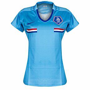 Holland Away Womens Jersey 2008 2009