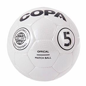 COPA Laboratories Match Football - White