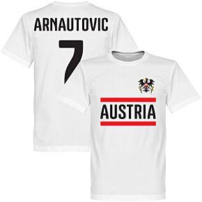 Austria Arnautovic Team Tee - White