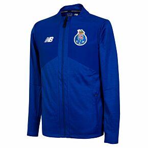 20-21 FC Porto Anthem Training Jacket - Royal