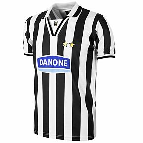 Copa Juventus Home Retro Shirt  1994-1995