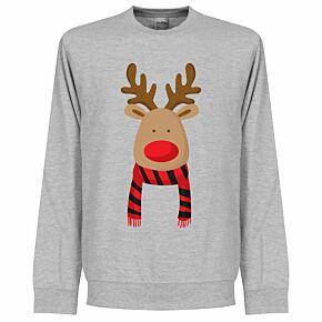 Reindeer United Supporters Sweatshirt - Grey