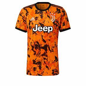 20-21 Juventus 3rd Shirt