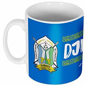 Djibouti Team Mug
