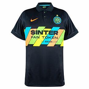 21-22 Inter Milan 3rd Shirt