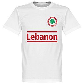 Lebanon Tee - White