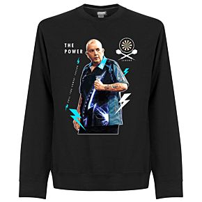 Phil the Power Taylor  Sweatshirt - Black