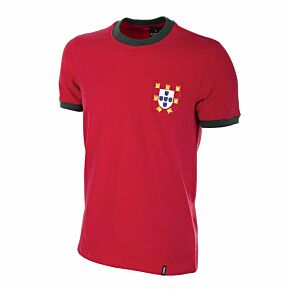 1960 Portugal Home Retro Shirt