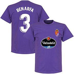 Valladolid Ben Arfa 3 Team T-shirt - Purple