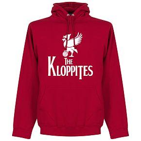 The Kloppites Hoodie - Red