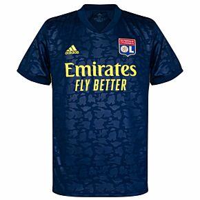 20-21 Olympique Lyon 3rd Shirt