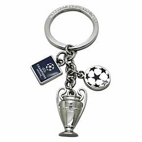 UEFA Champions League Charm Keyring