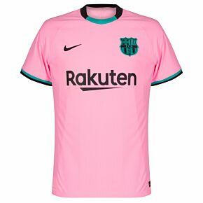 20-21 Barcelona Vapor Match 3rd Shirt
