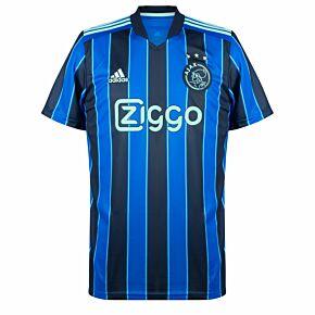 21-22 Ajax Away Shirt