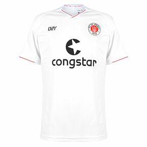 21-22 St Pauli Away Match Authentic Shirt