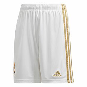 adidas Real Madrid Home KIDS Shorts 2019-2020