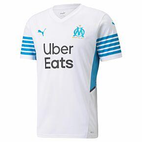 21-22 Olympique Marseille Home Shirt