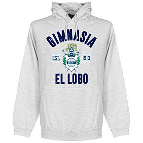 Gimnasia Established Hoodie - Ash