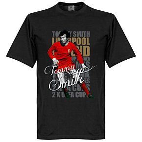 Tommy Smith Legend Tee - Black