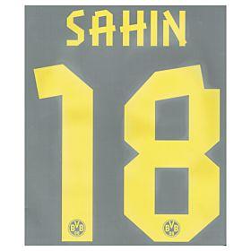 Sahin 18 12-13 Borussia Dortmund Away