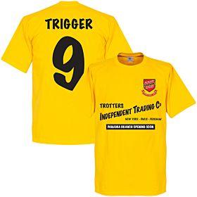 Peckham Rovers Panama Independent Trading Trigger Tee - Yellow